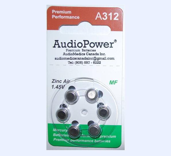 Audio Power A312